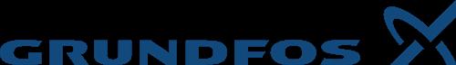 Grundfos logo - Umboðsaðili á Íslandi er Tengi