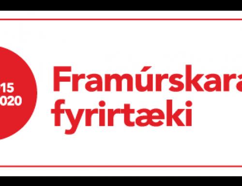 Framúrskarandi fyrirtæki 2020